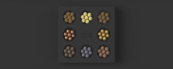 By Annhild Ellwanger - Selection box winter edition - Luxus Lakritz buelow