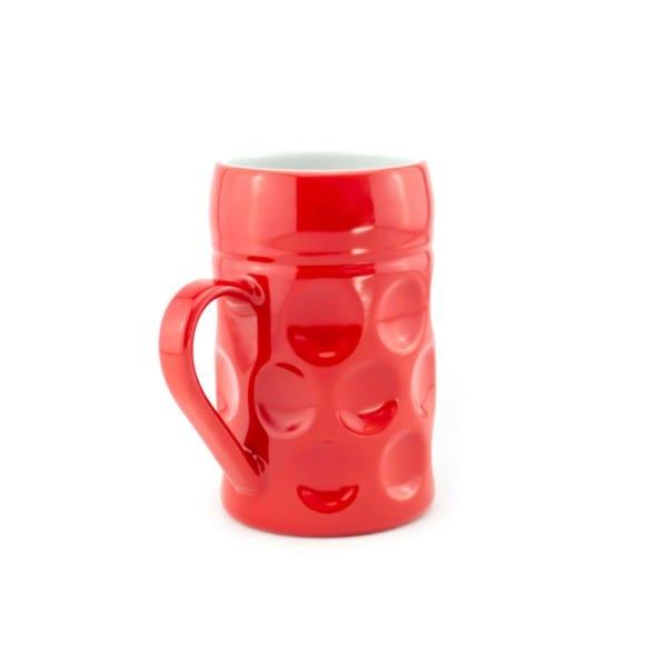Champagner Krug -Der kleine MUC, Strawberry Mary, Tasse Becher kleiner Maßkrug Kaffee Kakao Selection by Annhild Ellwanger