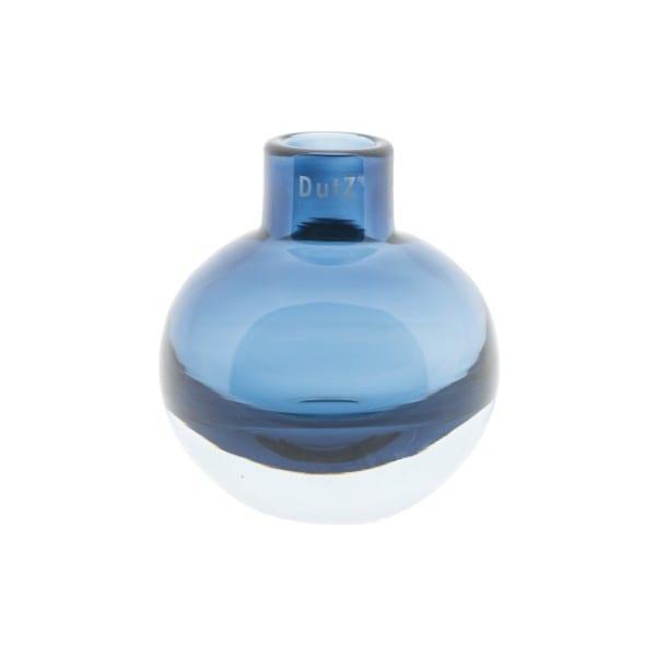 Vase DUTZ CUGAT Blau H17 D16 cm