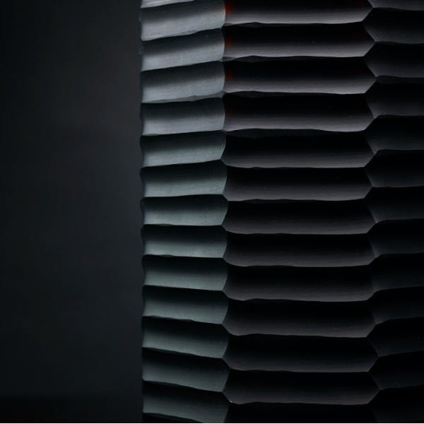 ONNO Collection Diffuser Cubo schwarz 7,5x50 cm 500ml